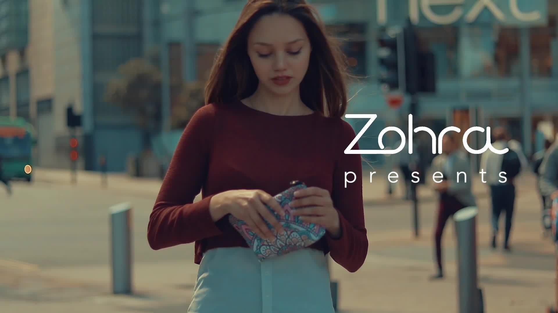 Zohra नई आगमन उच्च गुणवत्ता महिलाओं 3D मुद्रण मेकअप बैग कॉस्मेटिक मामले 35490 के लिए जो देखभाल