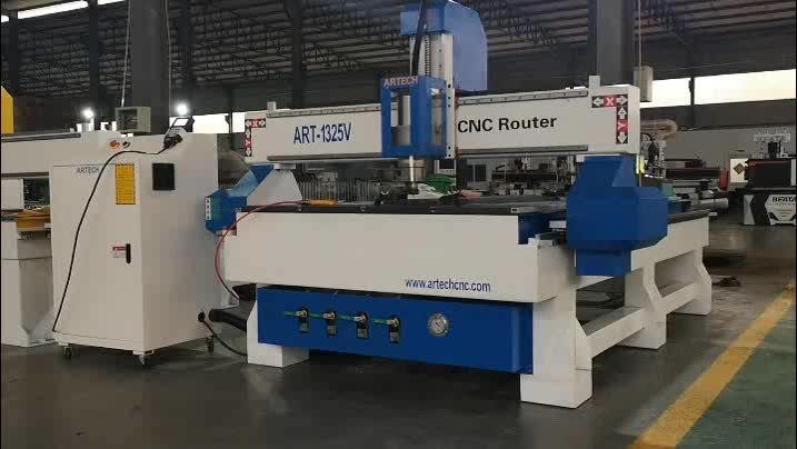 1325 3d wood cnc router engraving and cutting machine price