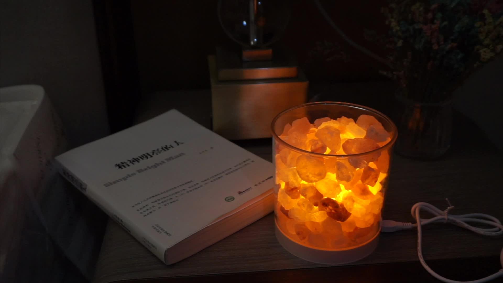 Lambalar için rekabetçi fiyat küçük tuz lamba gece lambası