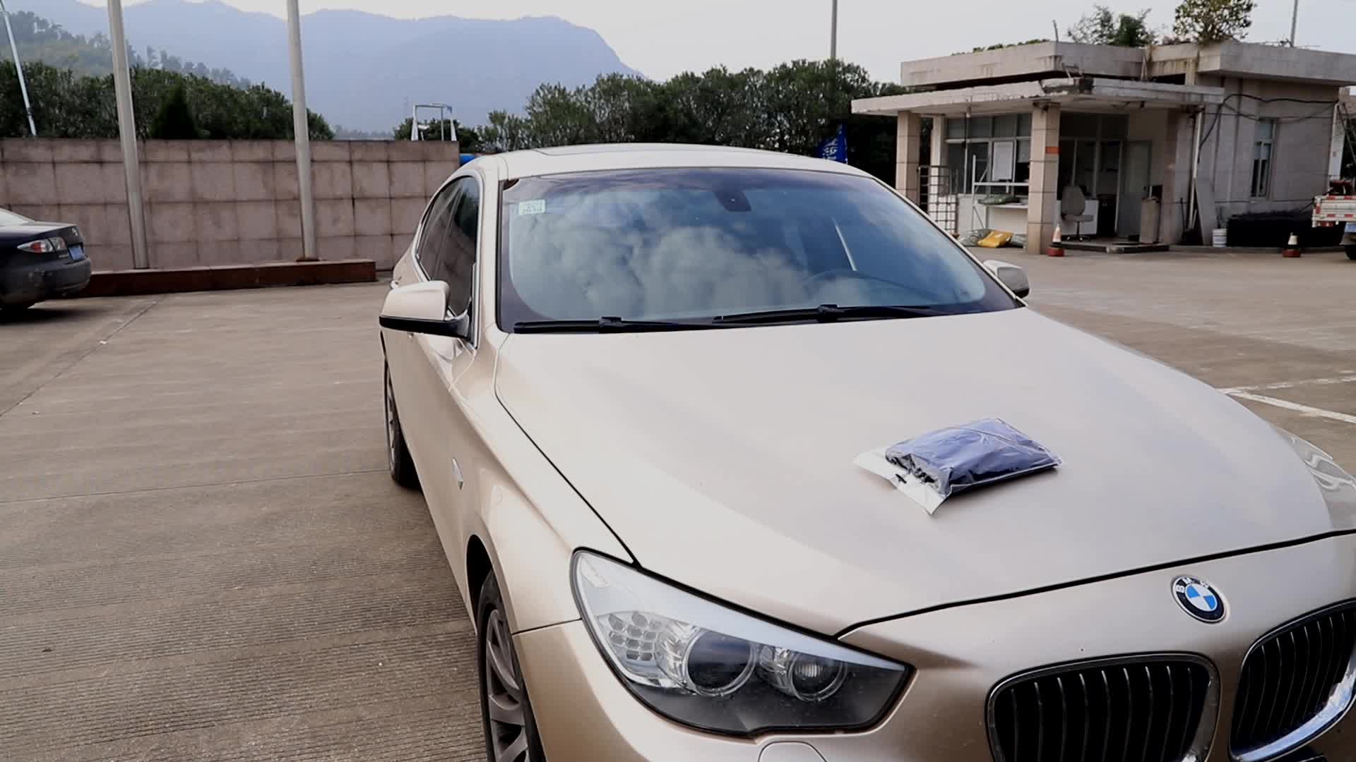 Foldable Sun Protection Car Front Window Windshield Snow Cover