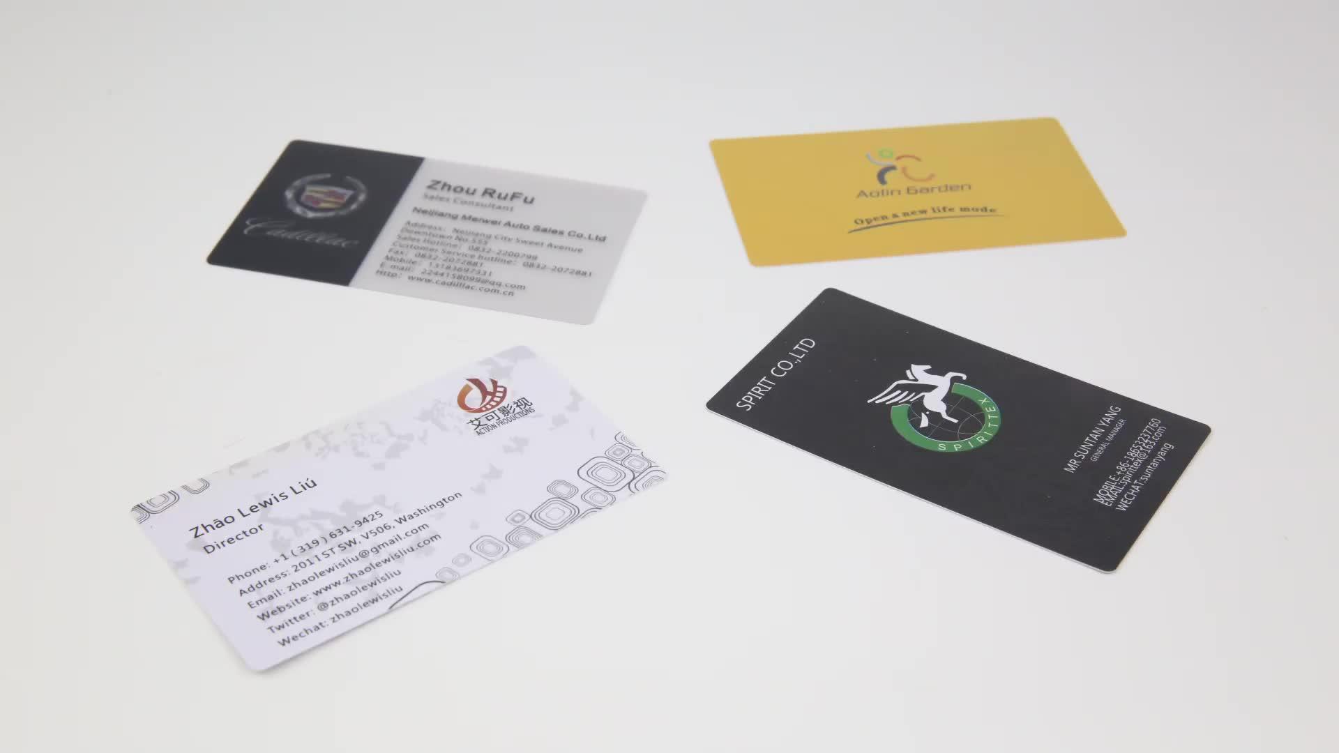 맞춤형 저렴한 맞춤형 새로운 디자인 100% 방수 pvc 카드