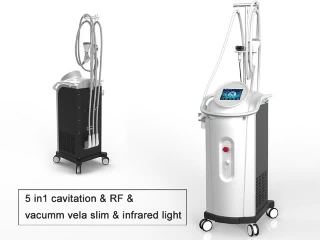 cavitation rf vacuum body machine/vacuum cavitation system/vacuum rf cavitation