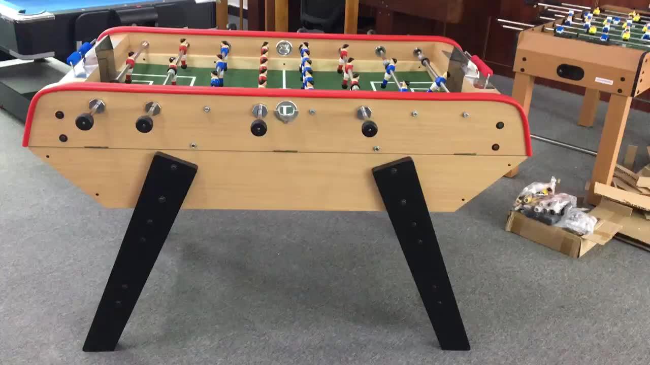 """SZX 60 """"классический французский стиль детские ножки футбол игра стол для продажи"""