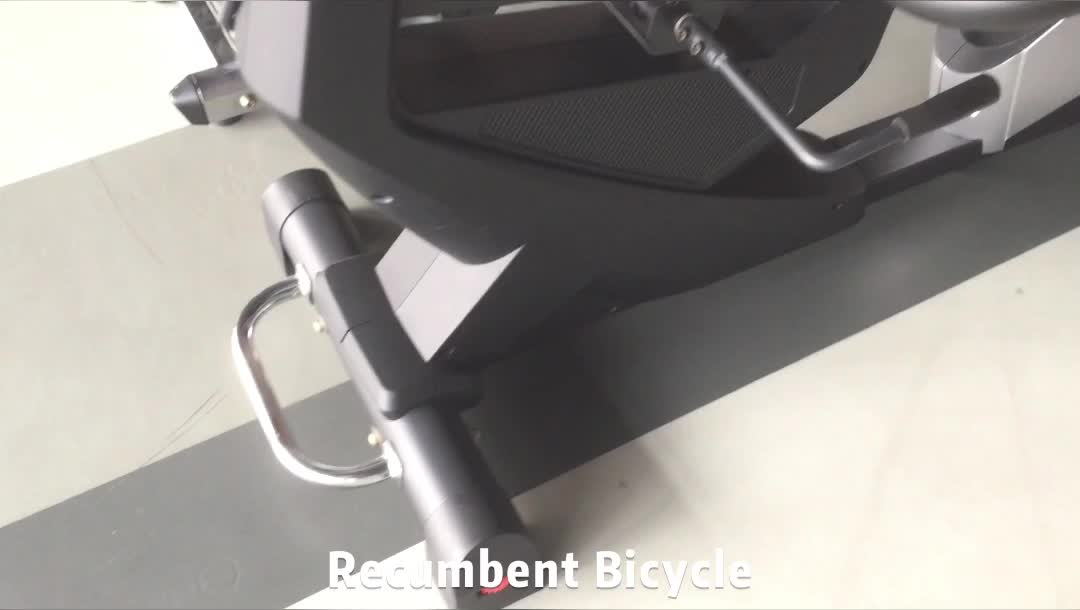 GS-8742R New Health and Fitness Exercise Bike Schwinn Recumbent Cycle Parts