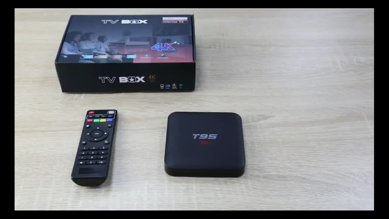 Shenzhen OEM High Quality Good Price T95S1 S905W Android7 1 3D With Voice  Control Smart TV BOX, View Smart TV BOX, Pvison Product Details from