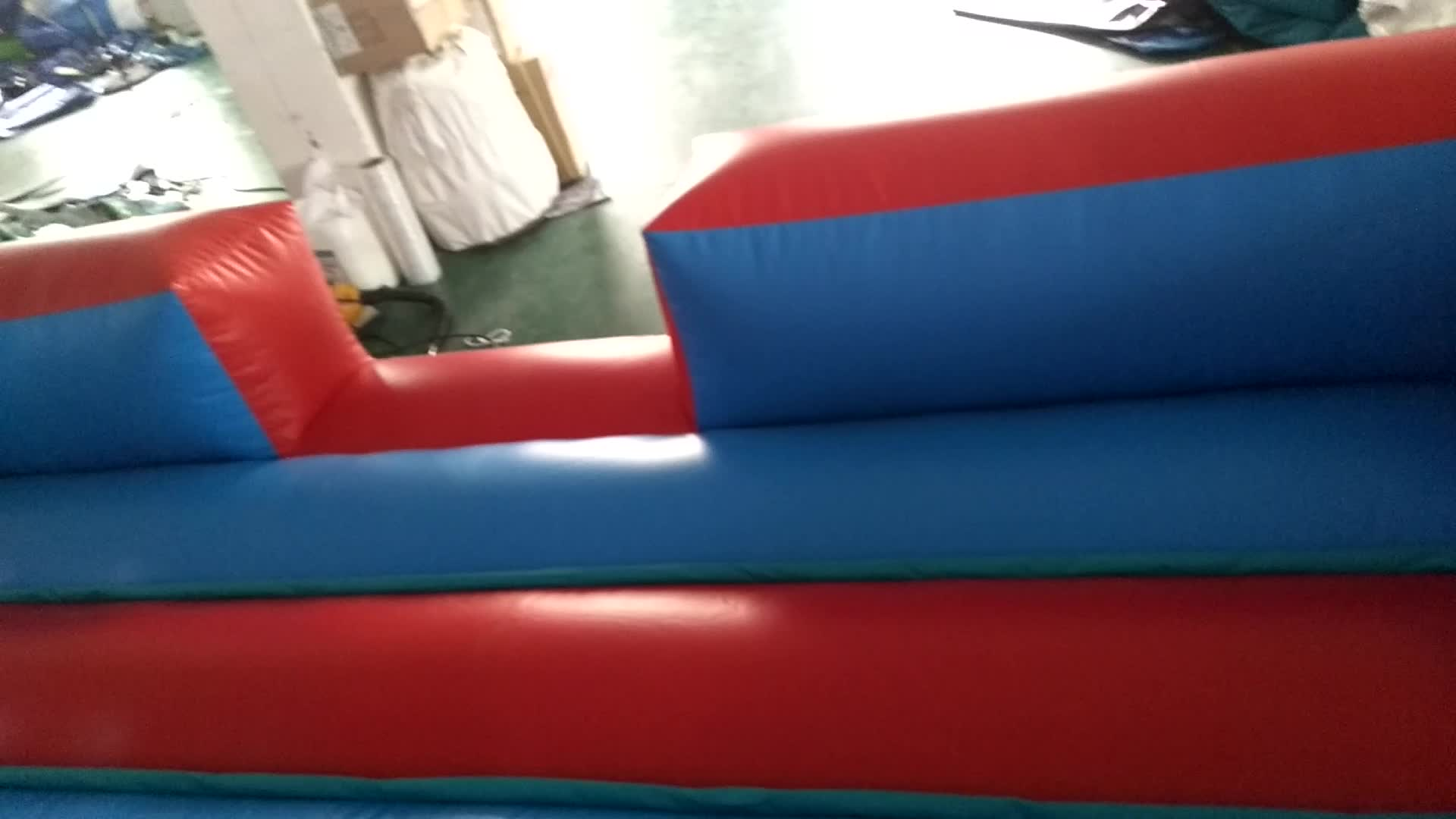 4m by 4m Outdoor Indoor Exciting Game Inflatable Jousting Gladiator Arena