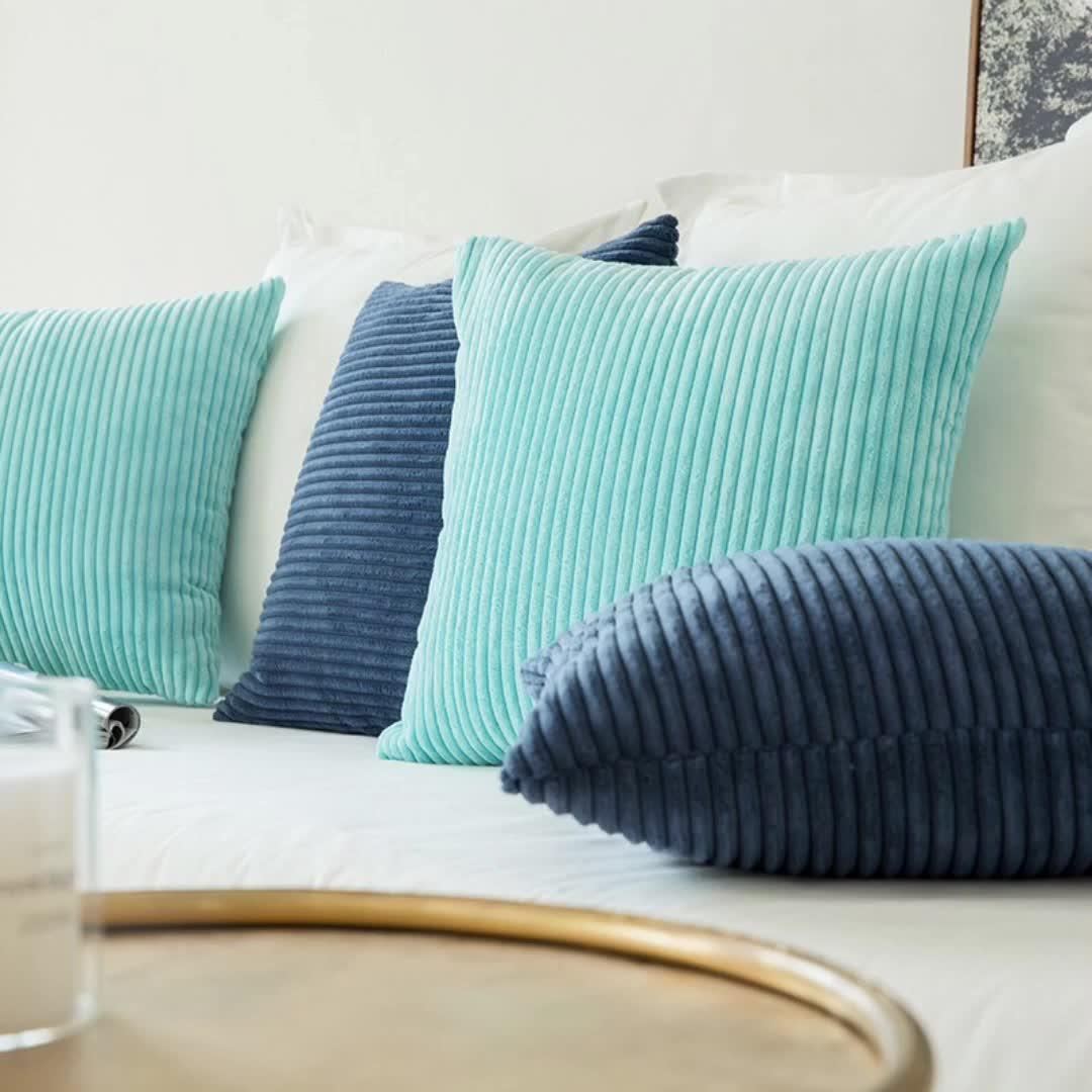 Monad Most Popular 100% Polyester Plain 홈 장식 쿠션 Cover