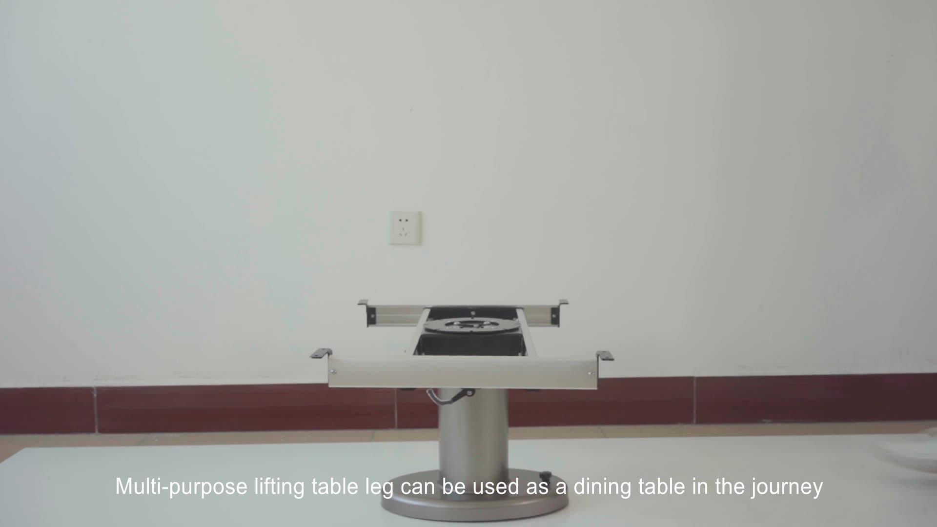 Aluminum Alloy Flexible CARAVAN Lifting Table Support
