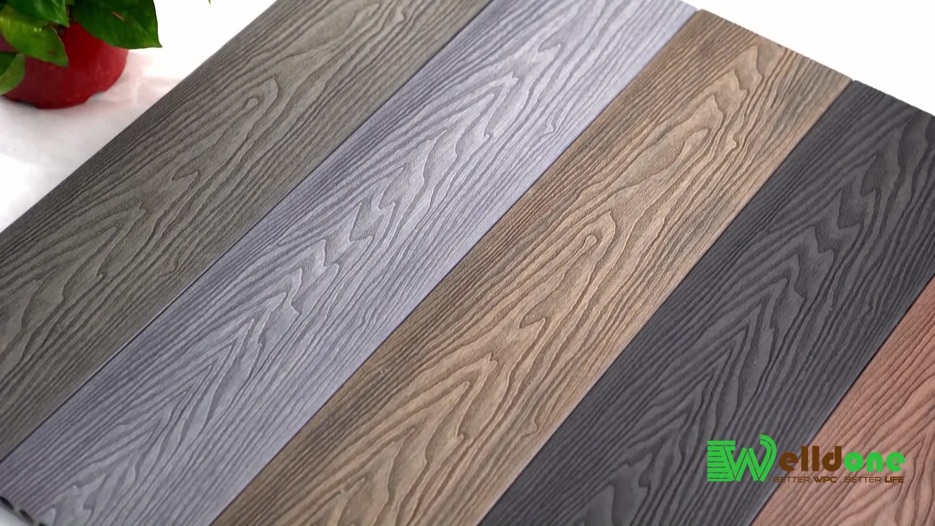 Wpc Wood Plastic Decking Pros For Outdoor Flooring