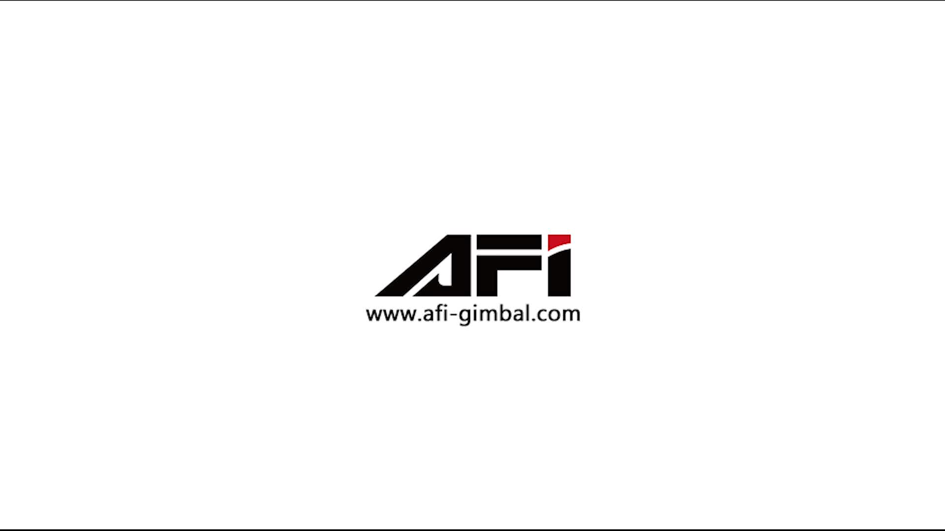 AFI 3 axis 12-hour Continuous run time handheld gimbal stabilizer for smartphone