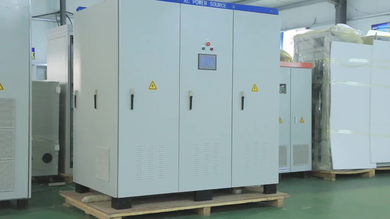 250KVA power frequency converter Variable frequency power supply converter frequency converter