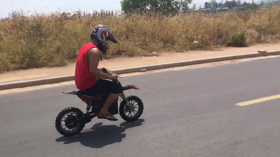 Chinese high speed racing electric motorcycle mini electric dirt bike for kids