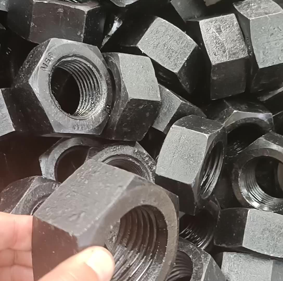 GB6170-86螺母 不锈钢 调制 8级 10级 12级 五金配件斯朗特紧固件