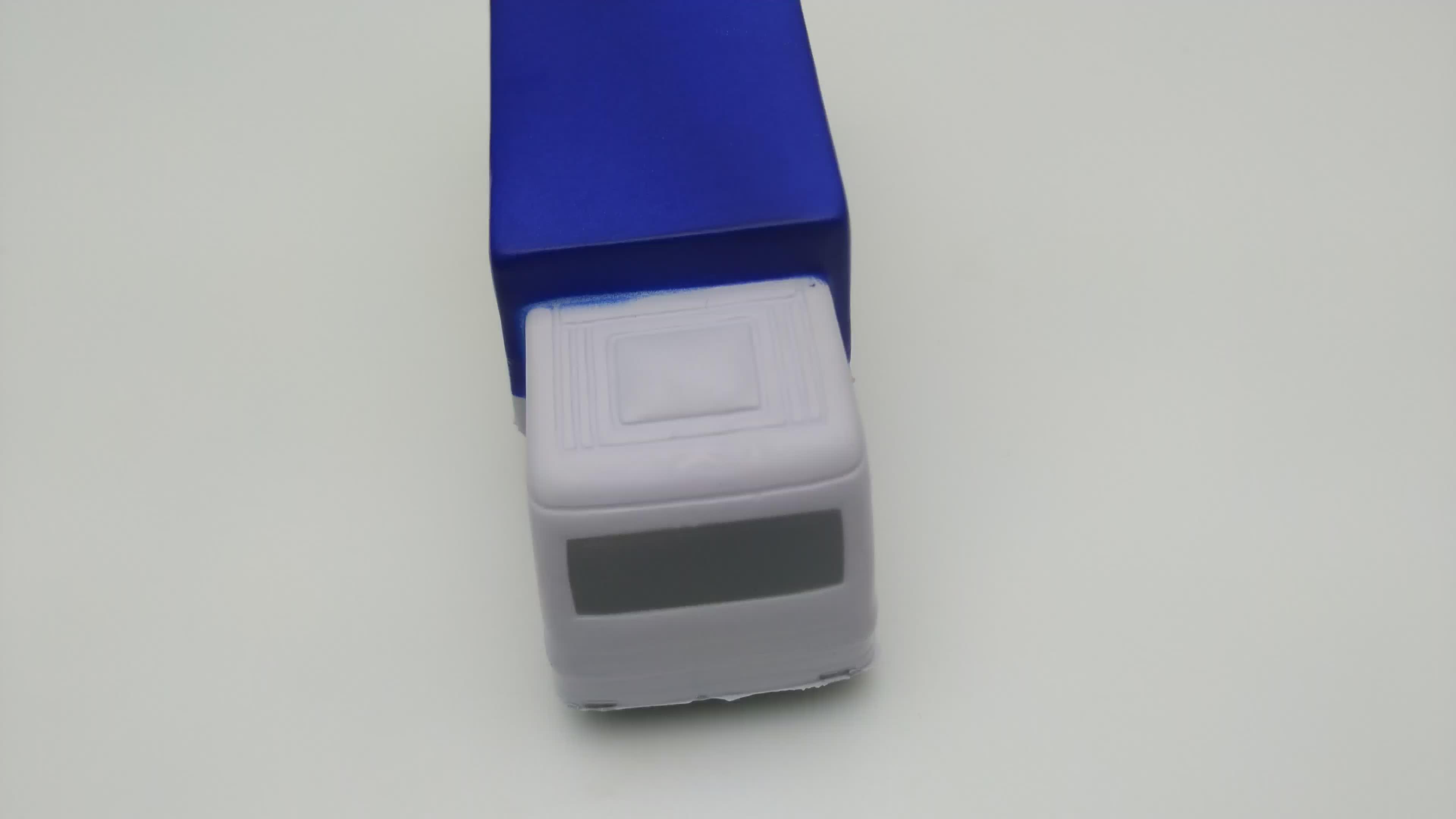 Hot Sell Promotional Pu Foam Truck Shape Stress Ball Anti Stress Toy With Custom Logo