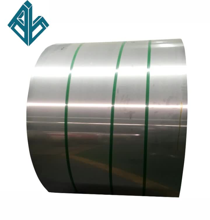 PVC Coated No.8 Mirror Decorative Stainless Steel Sheet