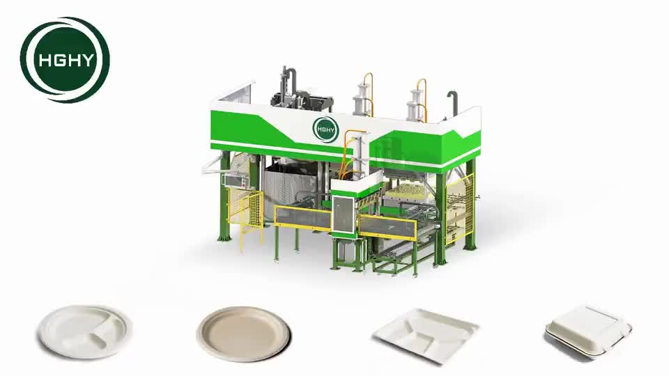 Fully Auto Servo Arm automatic paper cup lid making machine