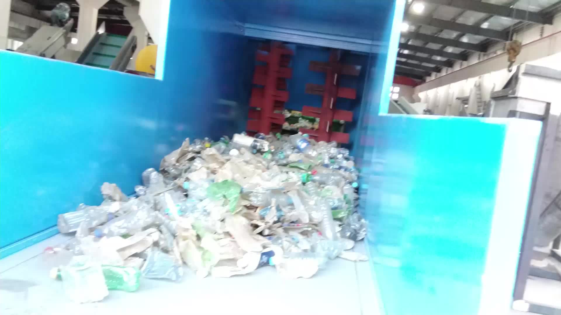 used pet flake plastic bottle chips cold wash recycle recycling machine line