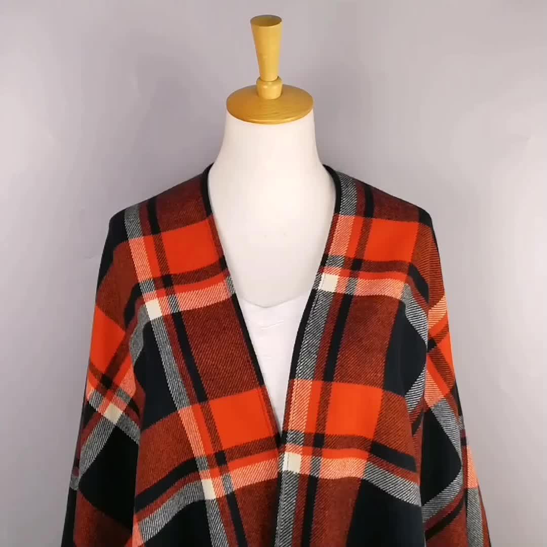 2020 新着カスタムデザインの毛皮の襟マントケープ毛皮のポンチョ高級スカーフ