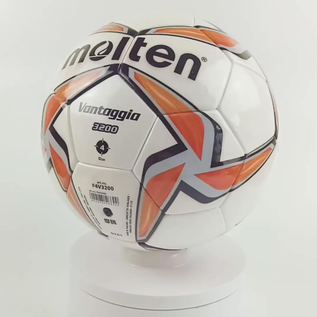 ballon de football wholesale Size 5 size 4 Molten brand F5V 5000 3200 inflatable soccer ball football for training sports game