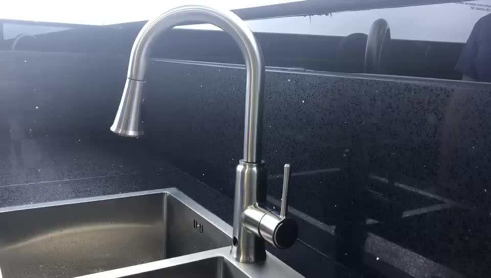 Best Selling Motion Sensing Kitchen Water Sink Taps