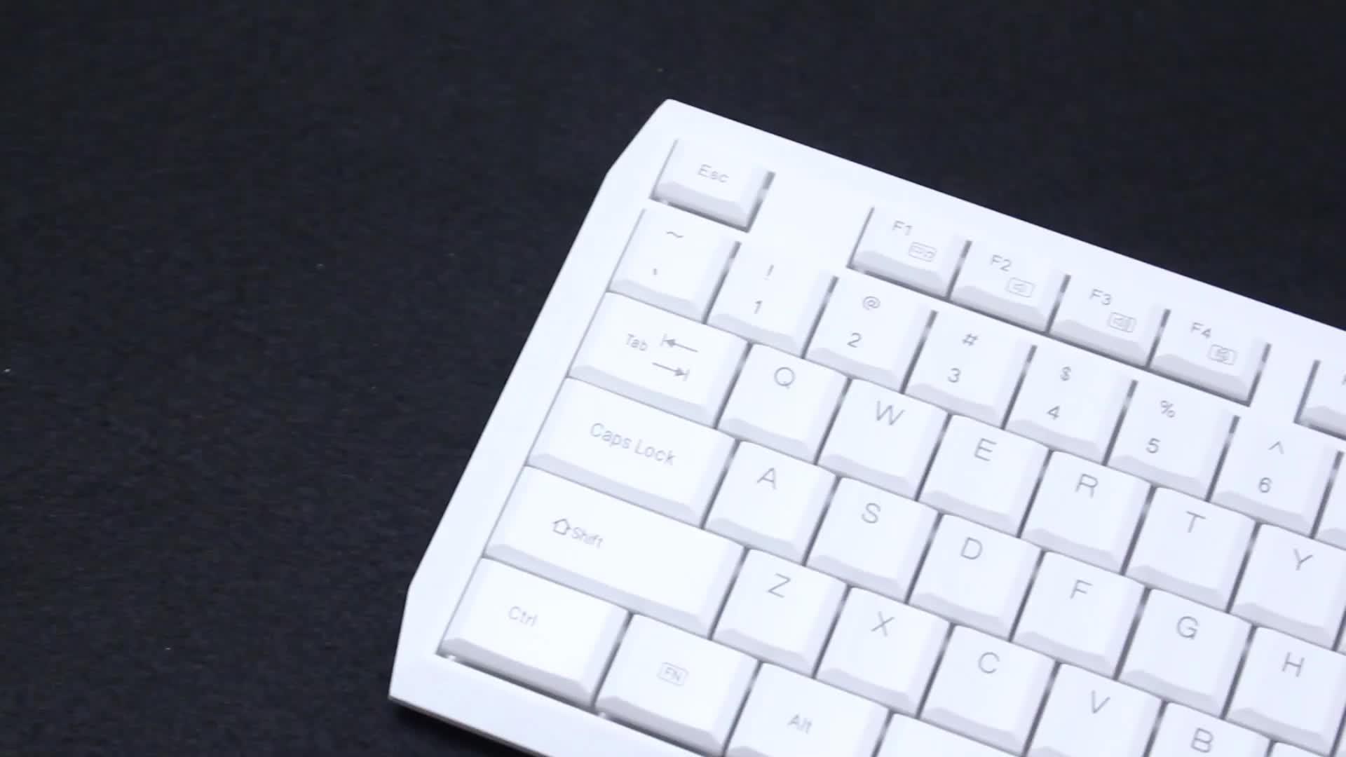 Design de moda ergonômico com fio combinação mouse e teclado pc