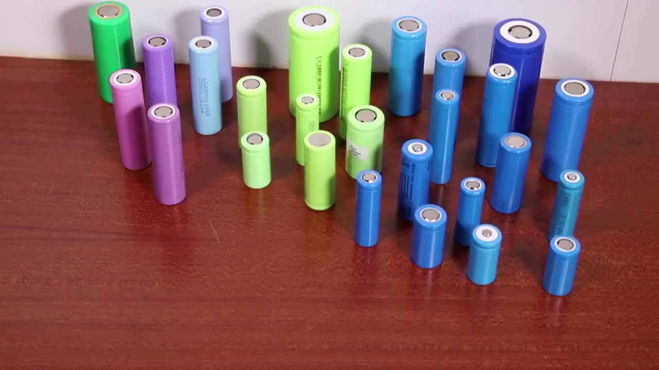 18650 3.7V 2500mAh 7.5A 20A High Discharge Rate Li-ion  rechargeable batteries