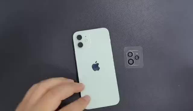 SunRuo High-quality 9H  super clear camera tempered glass  for iphone 12Mini 12 Pro 12 Pro Max camera lens screen protector