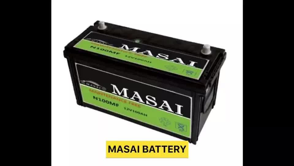 Commercio all'ingrosso della fabbrica di batterie per auto made in China
