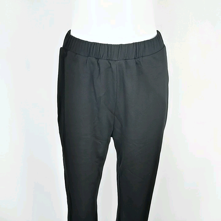 Free Sample  latest design fall clothing for women streetwear fashion sweatpants women casual high waist pants woman