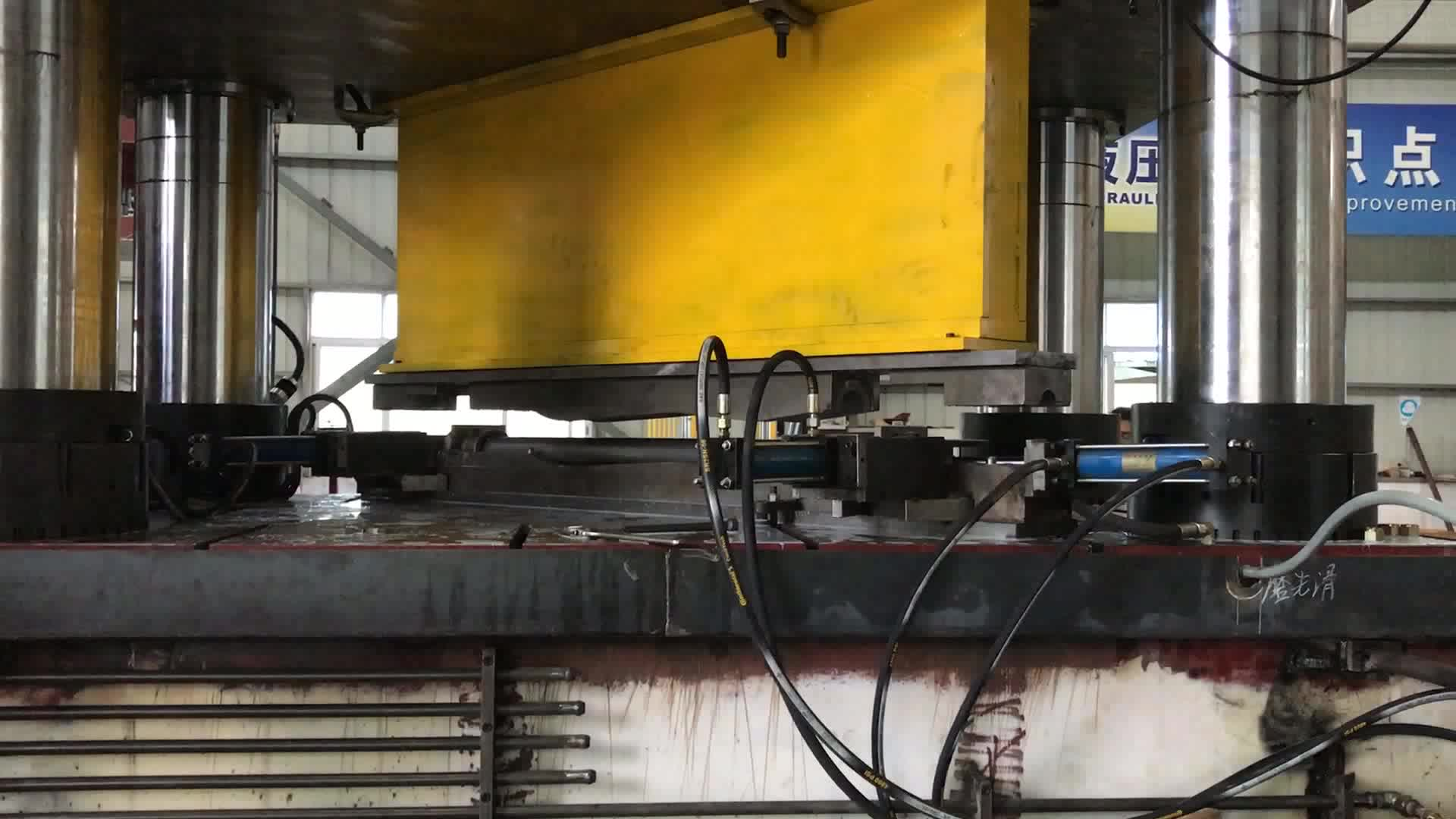 Exhaust Pipe Molding Machinery