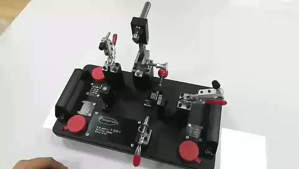 OEM verschillende specificaties precisie armatuur metalen jig