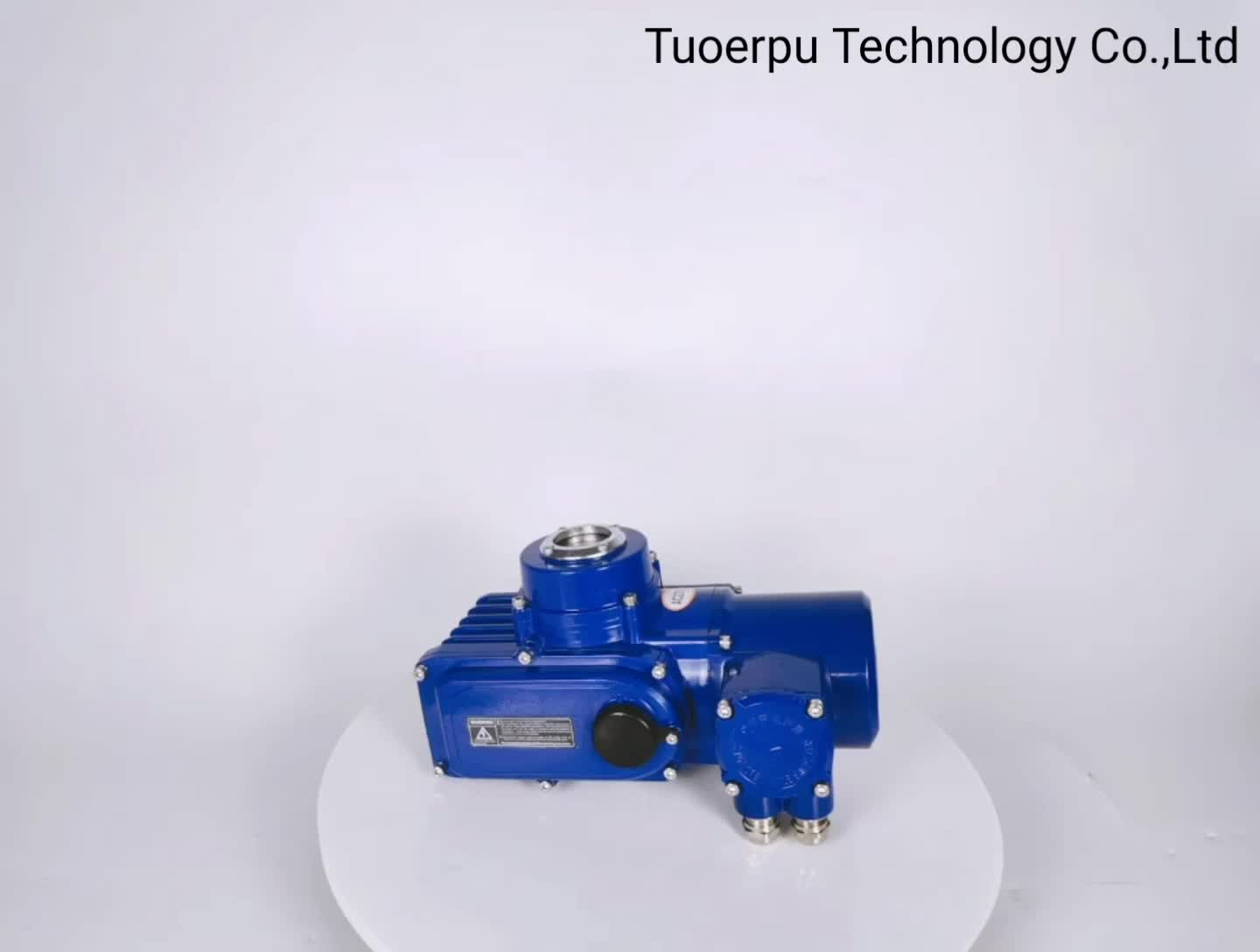ON OFF type Intelligent Regulator 4-20MA Mini Rotary Electric Actuator