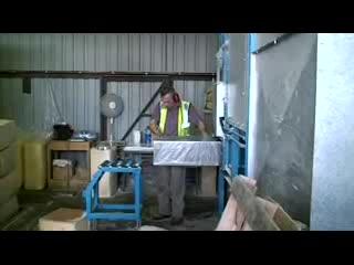 Tamamlanmış CE Biyokütle Tıraş Ahşap Talaş Torbalı Balya Makinesi