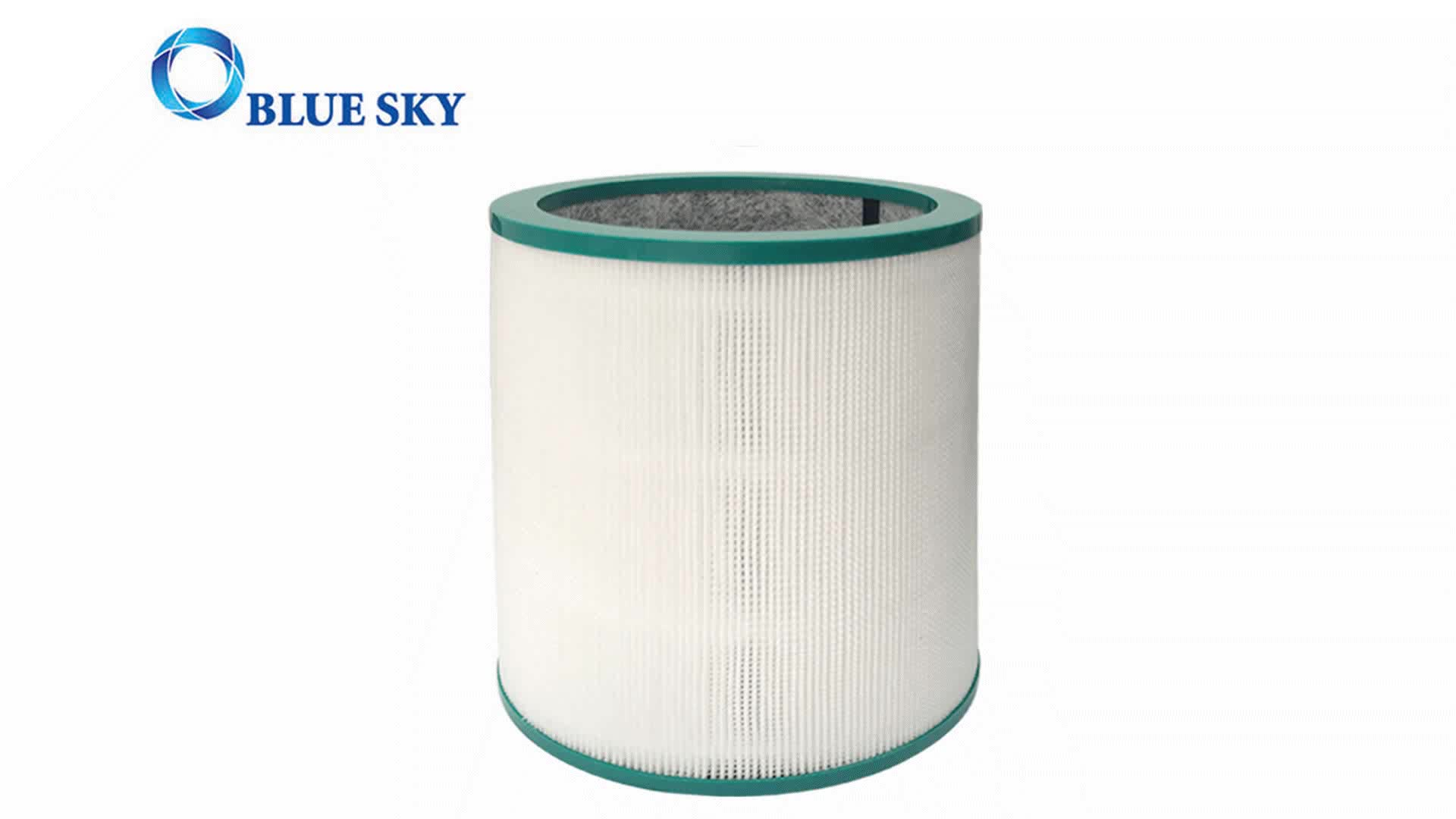 Cartridge HEPA Air Filter for Pure Cool Link TP02 TP03 AM11 Tower Purifier Air Purifier Replace Part 968126-03