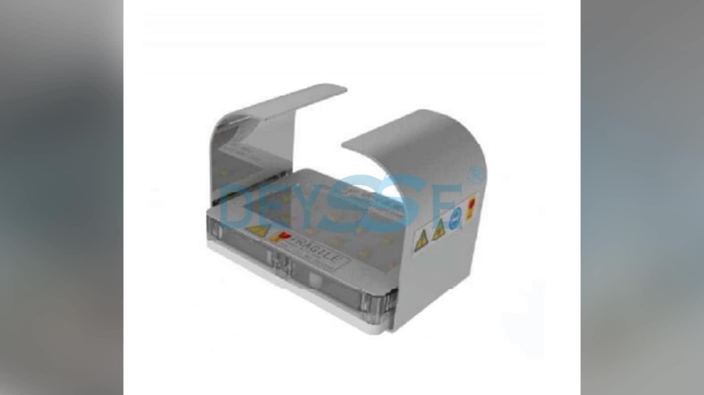 DEYSSE एस्केलेटर रेलिंग एस्केलेटर भागों UVC अजीवाणु यूवी प्रकाश का नेतृत्व किया प्रकाश एस्केलेटर रेलिंग सीई के साथ सफाई के लिए
