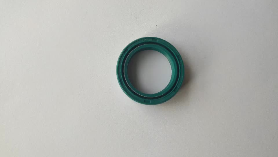 NBR material  70 shore A  DC oil seal   22*40*8  28*40*8  with double spring