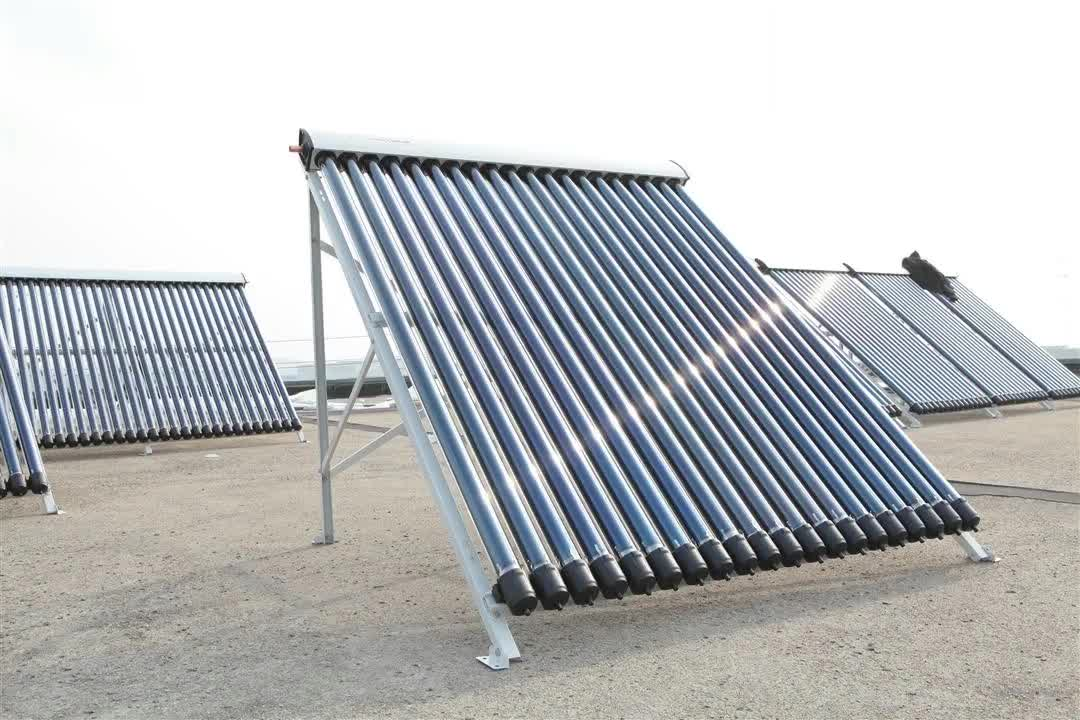 High Heat Efficiency Heat Pipe Collector Vacuum Tube Solar Collector