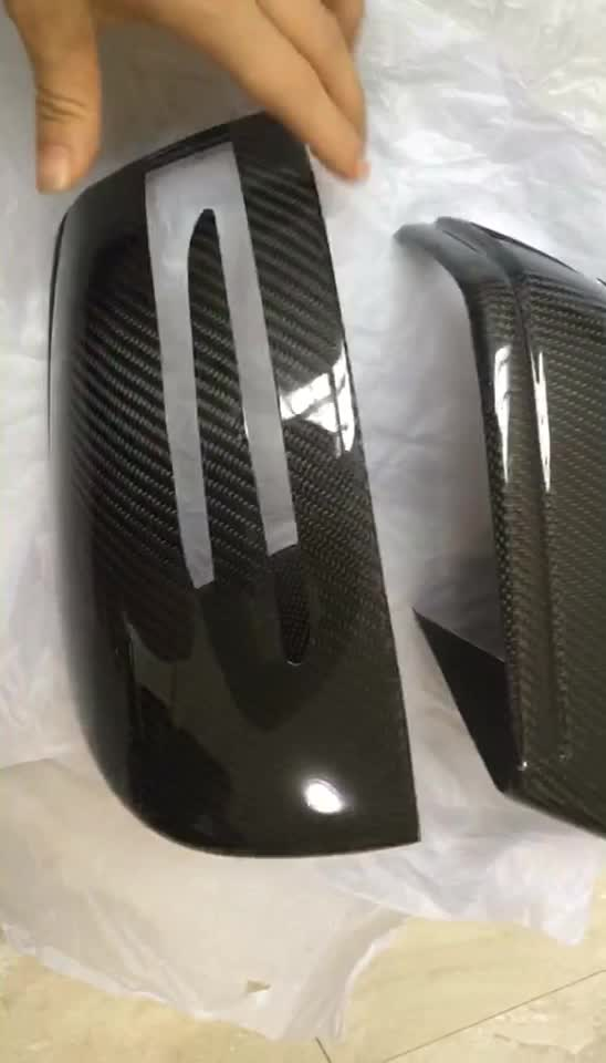 Hot Sales For G Class W463 G500 Carbon Fiber Side Mirror Rear View Mirror Replacement