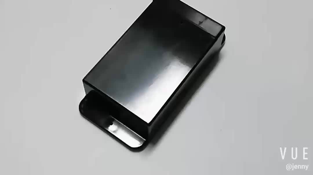 Customized Factory abs junction box/plastic enclosure for electronics