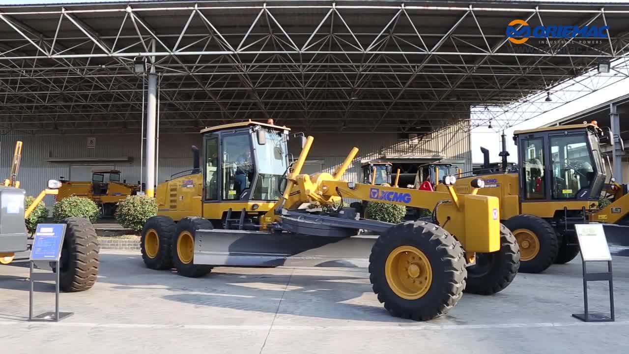XCMG Official 200Hp Powerful Motor Grader GR2003 Sale in Honduras