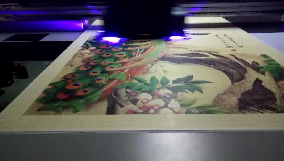 UV2030 grootformaat digitale inkjet printing machines prijzen