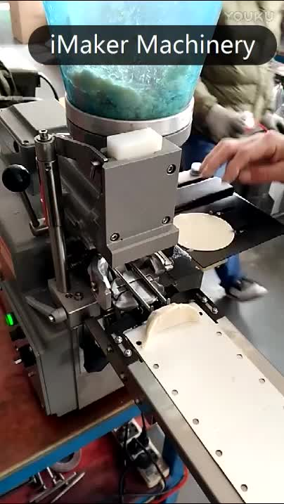 mini df28 dumpling making machine