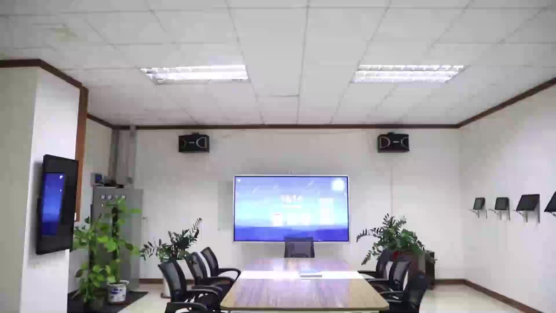 43 pulgadas LCD TV pantalla táctil marco abierto monitor incorporado 16:9 Resolución 1920*1080