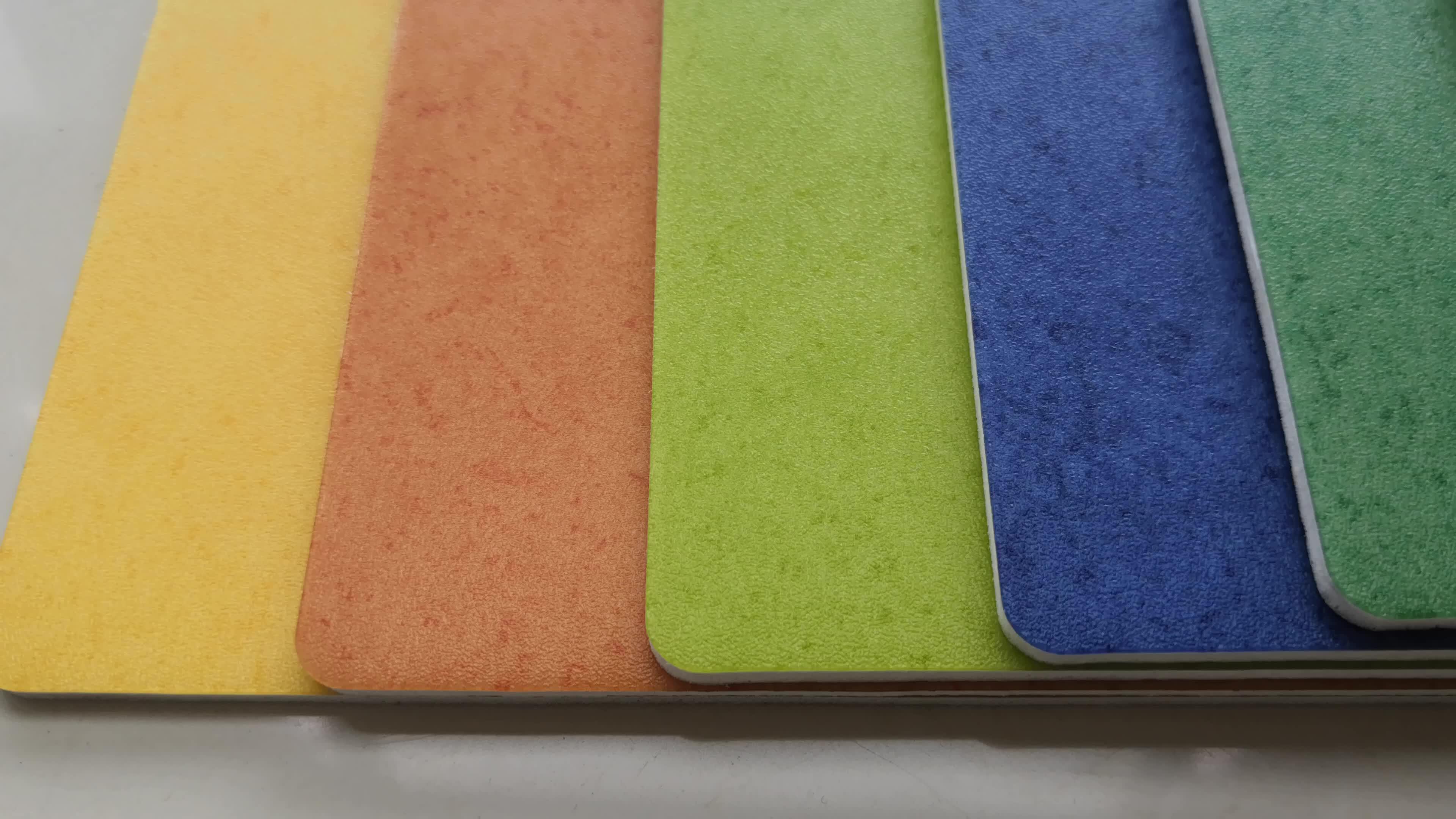 Commerciële PVC Vinyl Vloeren Roll Voor Indoor