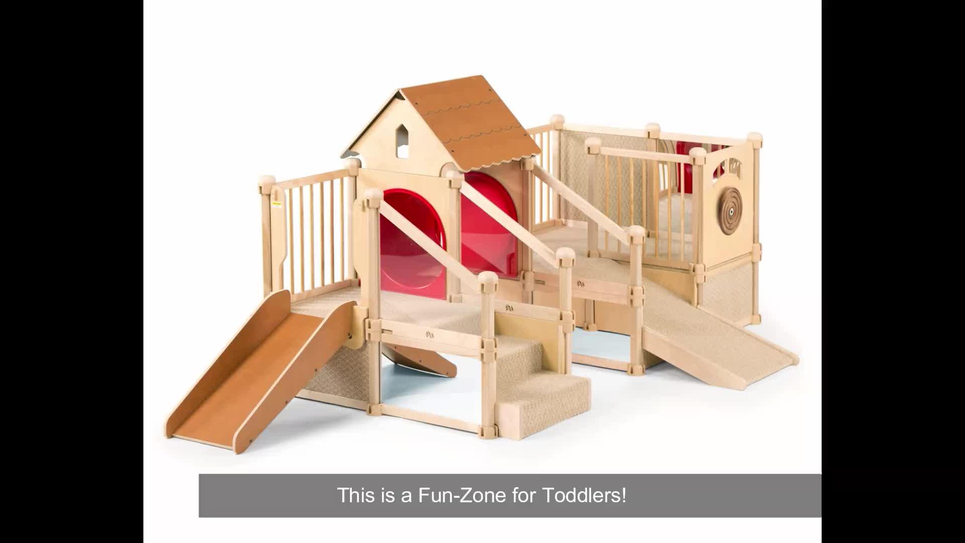 Parco Giochi per bambini Attrezzature Parco Giochi Al Coperto Set Parco Giochi Al Coperto Diapositive Daycare Mobili