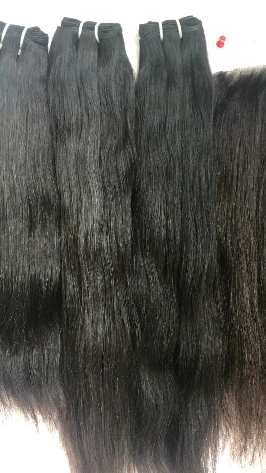 Raw Indian Virgin Hair Directly from India