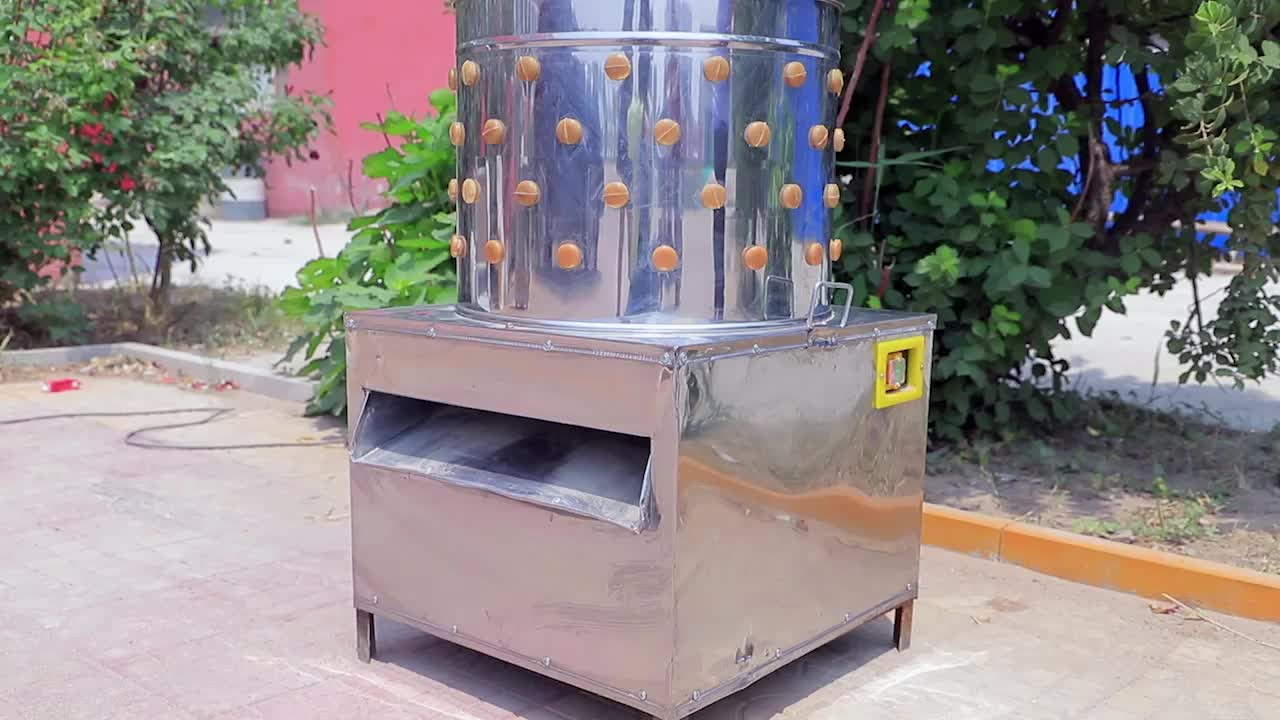electric turkey plucker for sale sold more than 20 countries / poultry plucker finger / rubber chicken killing cone
