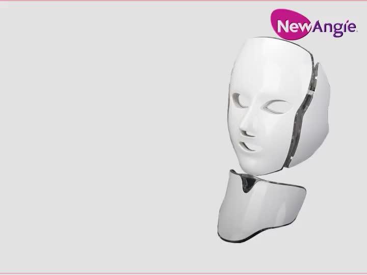 Pdt ringiovanimento della pelle ha condotto la luce coreano prezzo professionale maschera facciale