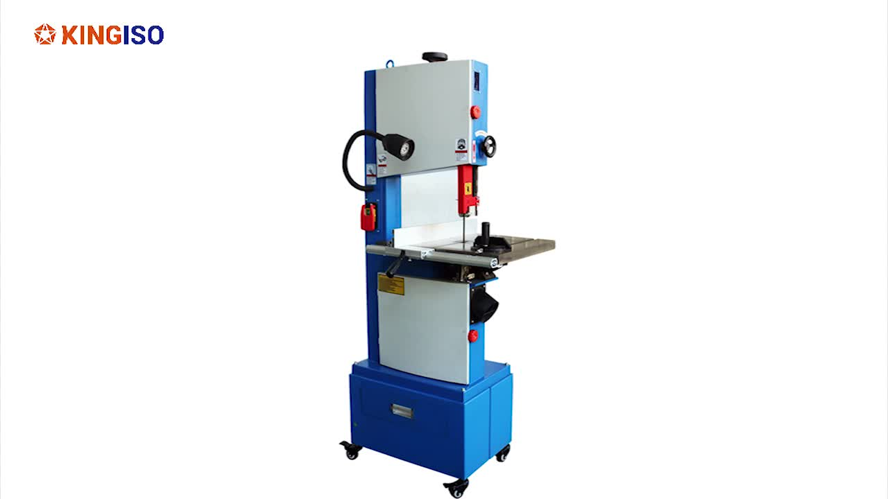 Low Price MJ343 wood cutting vertical band saw machine