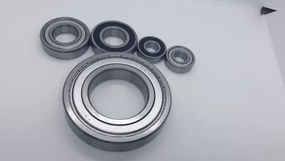 Hot selling competitive deep groove ball bearing 6302 2rs 6302